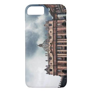 Apariencia vintage Vatican Funda iPhone 7