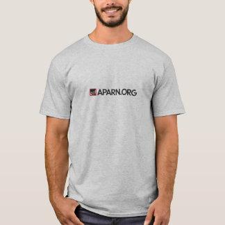 APARN .ORG Logo Men's Hanes Nano T-Shirt