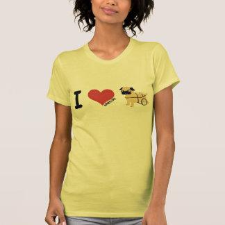 APARN Special Needs Pug Women's Crew T-Shirt