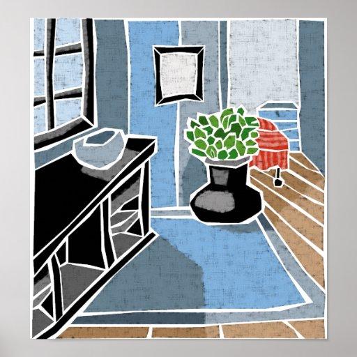 Apartamento-estudio Poster