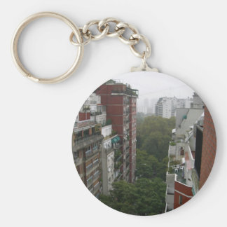 Apartamentos de Buenos Aires en la Argentina Llaveros