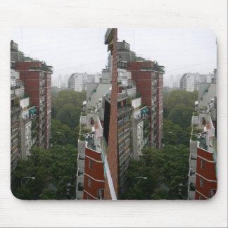Apartamentos de Buenos Aires en la Argentina Alfombrillas De Raton