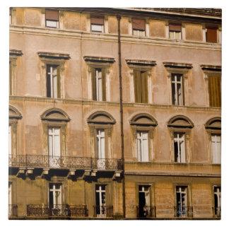 Apartamentos, Roma, Italia 2 Azulejo Cuadrado Grande
