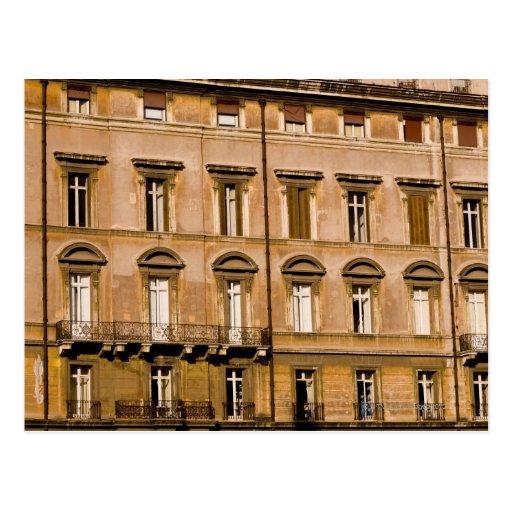 Apartamentos, Roma, Italia 2 Tarjeta Postal