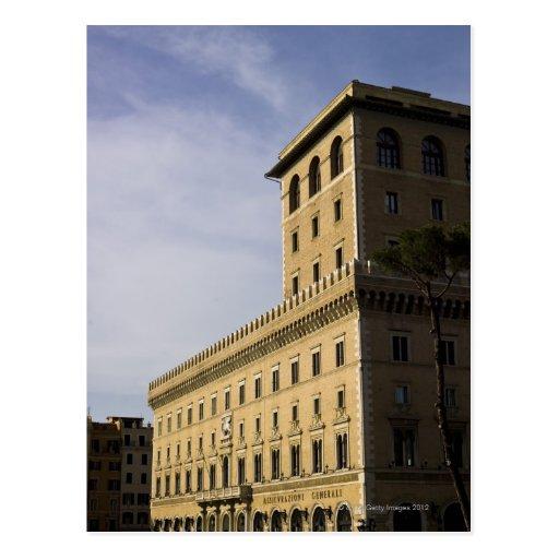 Apartamentos, Roma, Italia 3 Postal