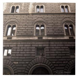 Apartamentos, Roma, Italia Azulejo Cuadrado Grande
