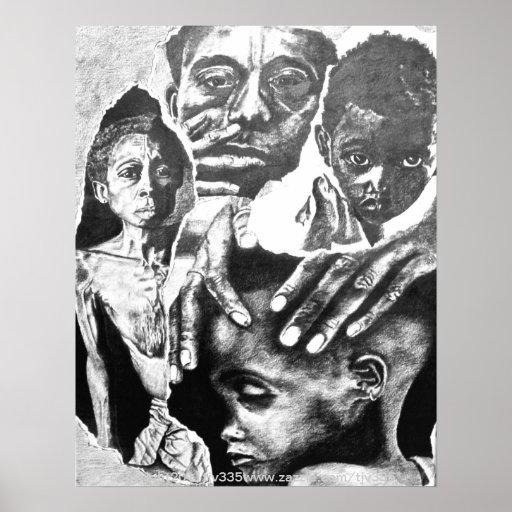 Apartheid, Fine Art Print