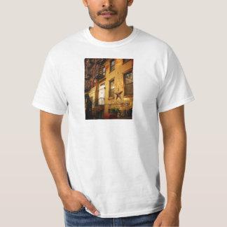 Apartment Building, Alphabet City, East Village T-Shirt