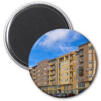 apartment building magnet