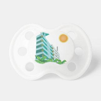 Apartment Building Pacifier