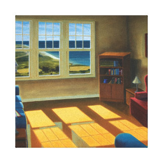 Apartment By The Sea 2006 Canvas Print