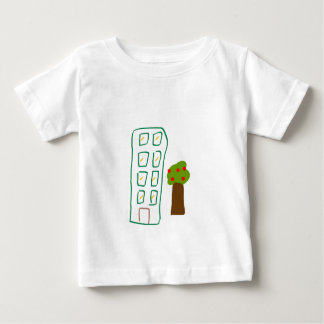 Apartment house baby T-Shirt