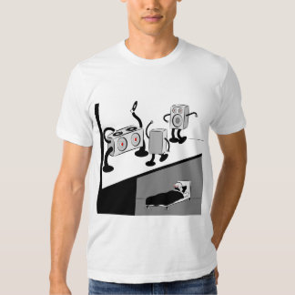 Apartment Living T Shirt