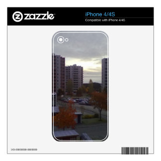 Apartment Trondheim Skin For The iPhone 4