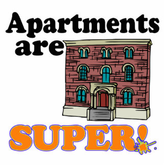 apartments are super photo cut outs