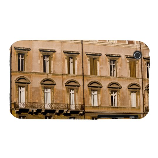 Apartments, Rome, Italy 2 iPhone 3 Case