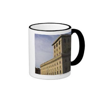 Apartments, Rome, Italy 3 Ringer Coffee Mug