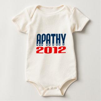 Apathy 2012 baby bodysuit