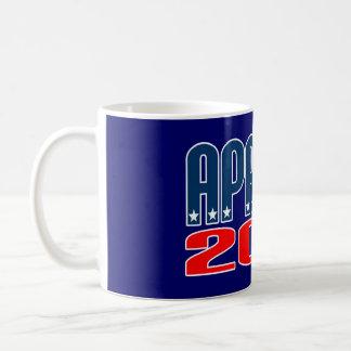 Apathy 2012 coffee mug