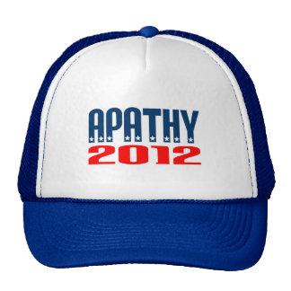 Apathy 2012 trucker hat