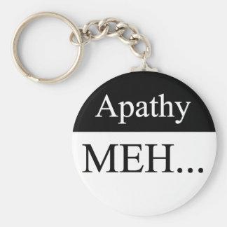 Apathy Keychain