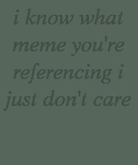 apathy regarding memes tee shirts