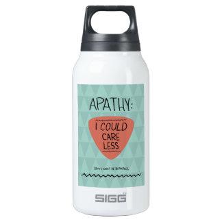 Apatía: Podría cuidar menos Botella Isotérmica De Agua
