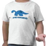 Apatosaurus Camiseta