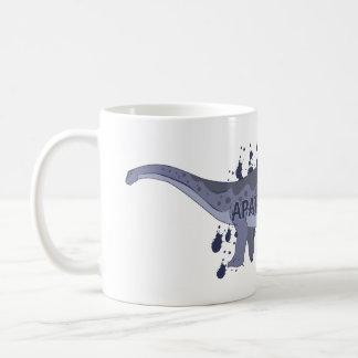 Apatosaurus Coffee Mug