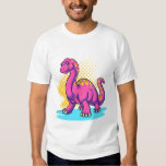 Apatosaurus del bebé playera