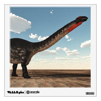 Apatosaurus dinosaur - 3D render Wall Decal