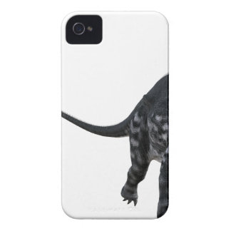 Apatosaurus Dinosaur Looking to the Front iPhone 4 Case