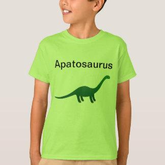 Apatosaurus Dinosaur T-Shirt