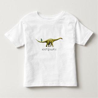 Apatosaurus & Grape Green Ape T Shirt