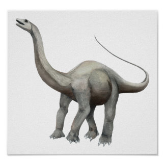 Apatosaurus Impresiones