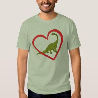 Apatosaurus Playera