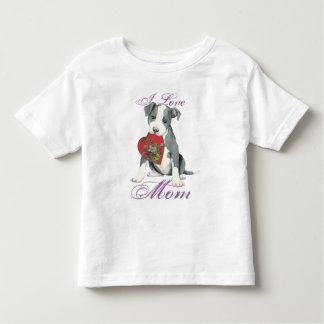 APBT Heart Mom Tee Shirt