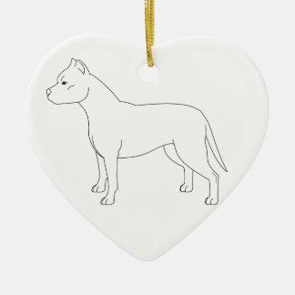 APBT Ornament Heart