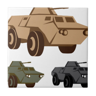 APC armored personnel carrier Ceramic Tile