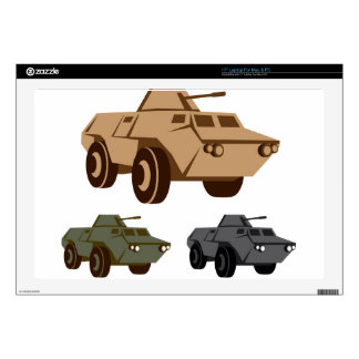 APC armored personnel carrier Decal For Laptop