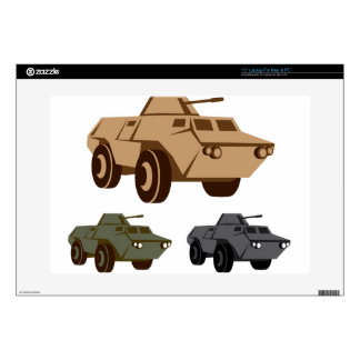 APC armored personnel carrier Skin For Laptop