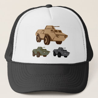 APC armored personnel carrier Trucker Hat