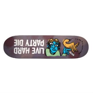 APDECK_CAMERON_Art_StrikeLive Skate Board Deck