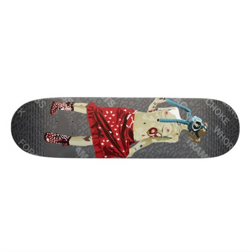 APDECK_TAYLOR_GMtopless_Gray1 Skate Deck