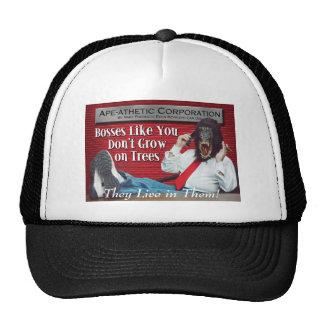 Ape-athetic Corporation Trucker Hat