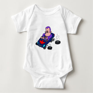 ape car baby bodysuit