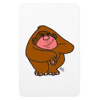 Ape Cartoon on magnet