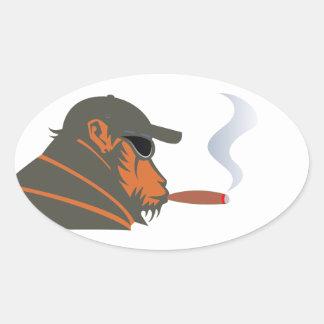 Ape cigar ape cigar sticker