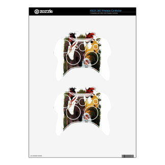 Ape Family - Baby Chimp Xbox 360 Controller Decal