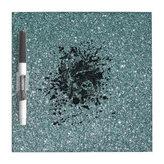 Ape Glitter Dry Erase Board
